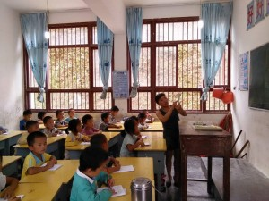 """""""Little Hwamei"""" LIFE Literacy Project for Miao Primary School Students in Guizhou Province"""