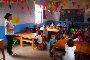 Development and Test Project of Mixed-age Classes Curriculum for Rural Kindergartens