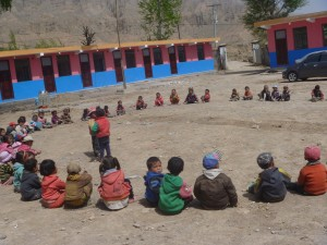 Early childhood education quality improvement project based on Xunhua County, Haidong City, Qinghai Province
